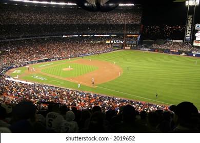 Mets versus Dodgers- NLDS 2006