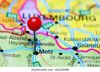 Mosul Pinned On Map Asia Stock Photo Royalty Free 322321466