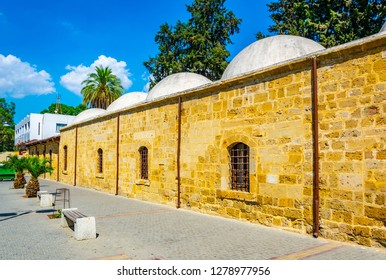 Mevlevi Tekke Museum at Lefkosa, Cyprus