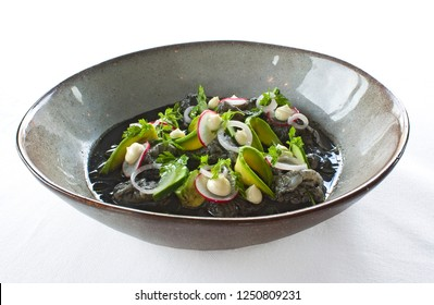 Mexican aguachile from Yucatan isolated