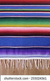 Mexican background, serape blanket