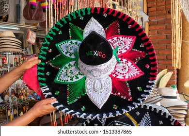 The Mexican charro hat, is a popular mexican culture hat, worn mainly by riders known as charros, and currently by mariachis