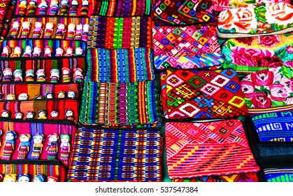 Mexican crafted bags / wallets
