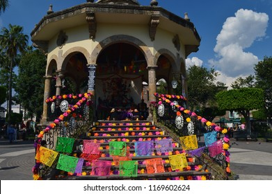 Mexican Day of the Dead celebration