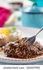 Mexican Food mole