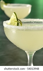 Mexican Margarita Close Up