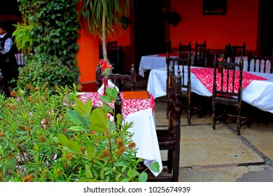 Mexican Restaurant in Tepotzotlan