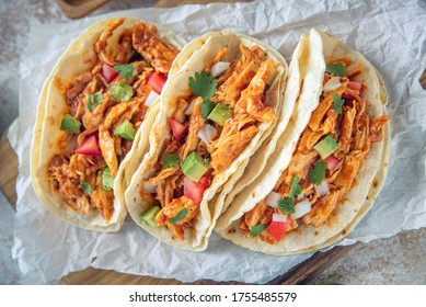 Chicken Tacos Hd Stock Images Shutterstock