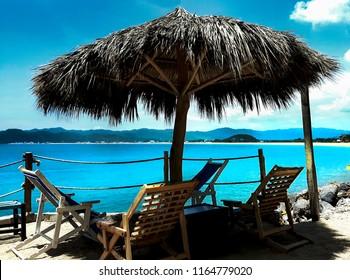 Mexico beach life