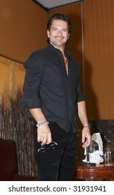 "MEXICO CITY, MEXICO - JUNE 3: Singer Ricardo Arjona attends The ""5th Floor Tour"" press conference at Presidente Intercontinental Hotel Mexico in Mexico City,Mexico. June 3 2009."