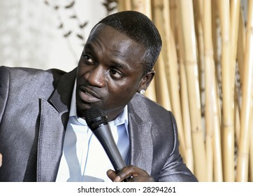 Akon Images, Stock Photos & Vectors | Shutterstock