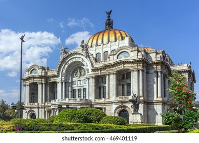 Mexico city (Museo de Bella Artes), Mexico