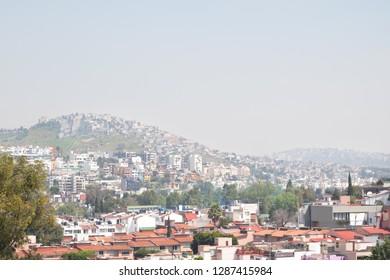 Mexico City, Satélite, view