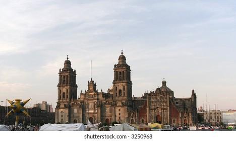 Mexico City, Zocalo