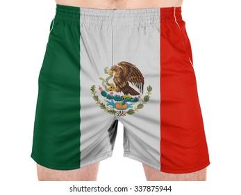 Mexico. Mexican flag