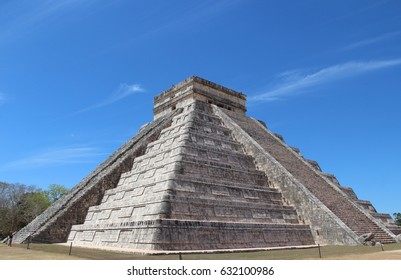 Mexico, pyramid, World Heritage Site