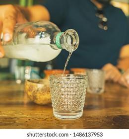 "Mezcal ""Mexican traditional spirit"" Producers, Oaxaca"