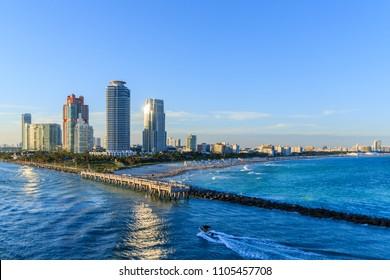 Miami Beach and Condos