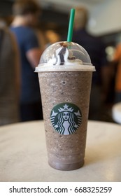 Java Chip Frappuccino Images Stock Photos Vectors