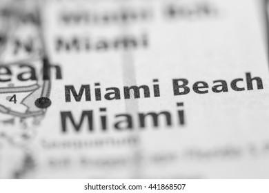 Miami Beach. Florida. USA
