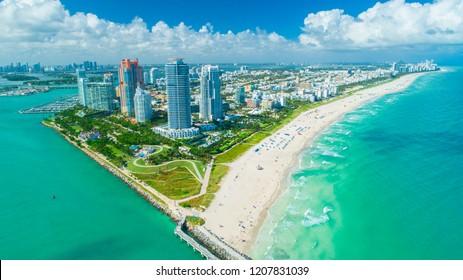 Miami Beach, South Beach, Florida, USA.