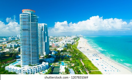 Miami Beach, South Beach, Florida, USA.