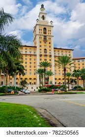 Miami. The Biltmore hotel. FL. USA. The historic resort is located in Coral Gables, Florida near Miami. the Biltmore Hotel became the hallmark of ?oral Gables.