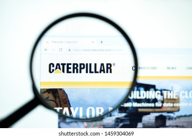 Caterpillar Logo Images, Stock Photos & Vectors | Shutterstock