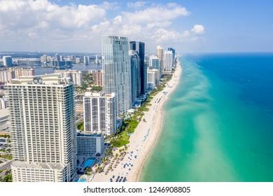 Miami seaside photos
