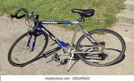 Schwinn Bicycle Images, Stock Photos & Vectors   Shutterstock
