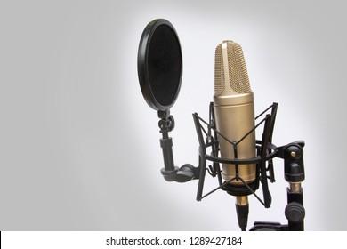 Mic for recording audio