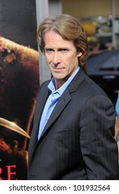 """Michael Bay at the """"Nightmare On Elm Street"""" World Premiere, Chinese Theater, Hollywood, CA. 04-27-10"""