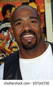 "Michael Beach  at the Special Screening of ""Hell Ride"". Egyptian Theatre, Hollywood, CA. 07-31-08"