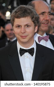 "Michael Cera at the premiere of ""The Immigrant"" at the 66th Festival de Cannes. May 23, 2013  Cannes, France"