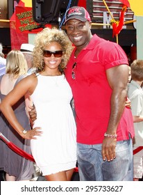 "Michael Clarke Duncan attends the Los Angeles Premiere of ""Kung Fu Panda"" held at the Grauman's Chinese Theater in Hollywood, California, United States on June 1, 2008."