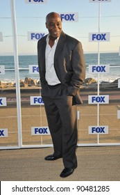 Michael Clarke Duncan at the Fox TV Summer 2011 All-Star Party at Gladstones Restaurant, Malibu. August 5, 2011  Malibu, CA Picture: Paul Smith / Featureflash