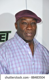 "Michael Clarke Duncan at the Los Angeles premiere of ""The Green Hornet"" at Grauman's Chinese Theatre, Hollywood. January 10, 2011  Los Angeles, CA Picture: Paul Smith / Featureflash"