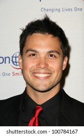 Michael Copon  at the 9th Annual Smile Gala Benefiting Operation Smile, Beverly Wilshire Hotel, Beverly Hills, CA. 09-24-10
