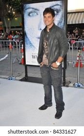 """Michael Copon at the Los Angeles premiere of """"Whiteout"""" at Mann Village Theatre, Westwood. September 9, 2009  Los Angeles, CA Picture: Paul Smith / Featureflash"""