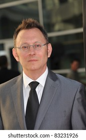 "Michael Emerson at the Los Angeles premiere of the fourth season of HBO's ""True Blood"" at the Cinerama Dome, Hollywood. June 21, 2011  Los Angeles, CA Picture: Paul Smith / Featureflash"