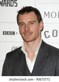Michael Fassbender arriving for the Moet British Independant Film Awards 2011 held at Old Billingsgate Market in London. 04/12/2011 Picture by: Simon Burchell / Featureflash