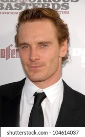 Michael Fassbender at the Los Angeles Premiere of 'Inglourious Basterds'. Grauman's Chinese Theatre, Hollywood, CA. 08-10-09