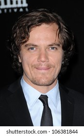 Michael Shannon at the 2009 Virtuosos Award Presentation Gala. Lobero Theatre, Santa Barbara, CA. 01-28-09