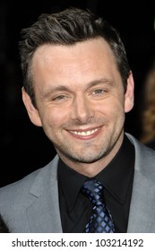 "Michael Sheen at the ""The Twilight Saga: New Moon"" Los Angeles Premiere, Mann Village Theatre, Westwood, Ca. 11-16-09"