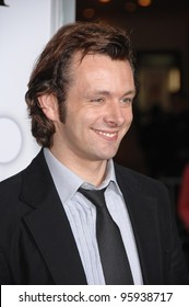 """MICHAEL SHEEN - who plays Tony Blair in """"The Queen"""" - at the Los Angeles premiere of """"Stranger than Fiction"""". October 30, 2006  Los Angeles, CA Picture: Paul Smith / Featureflash"""