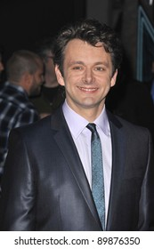 """Michael Sheen at the world premiere of his new movie """"Tron: Legacy"""" at the El Capitan Theatre, Hollywood. December 11, 2010  Los Angeles, CA Picture: Paul Smith / Featureflash"""