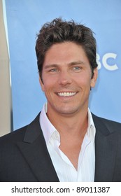 """Michael Trucco - star of """"Facing Kate"""" - at NBC Universal TV Summer Press Tour Party in Beverly Hills.  July 30, 2010  Los Angeles, CA Picture: Paul Smith / Featureflash"""
