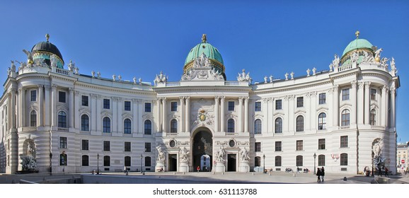 Michaelerplatz Hofburg, Vienna