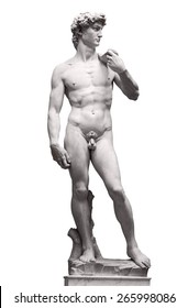 Michelangelo's David statue - Galleria dell'accademia