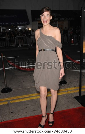 Michelle Monaghan Los Angeles Premiere Her Stock Photo (Edit Now